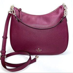 Kate Spade Mulberry Street Vivian Shoulder Tote Carryall Crossbody Bag